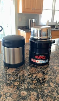 Thermos;  two