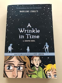 A Wrinkle in Time - Graphic Novel -  Ashburn, 20147