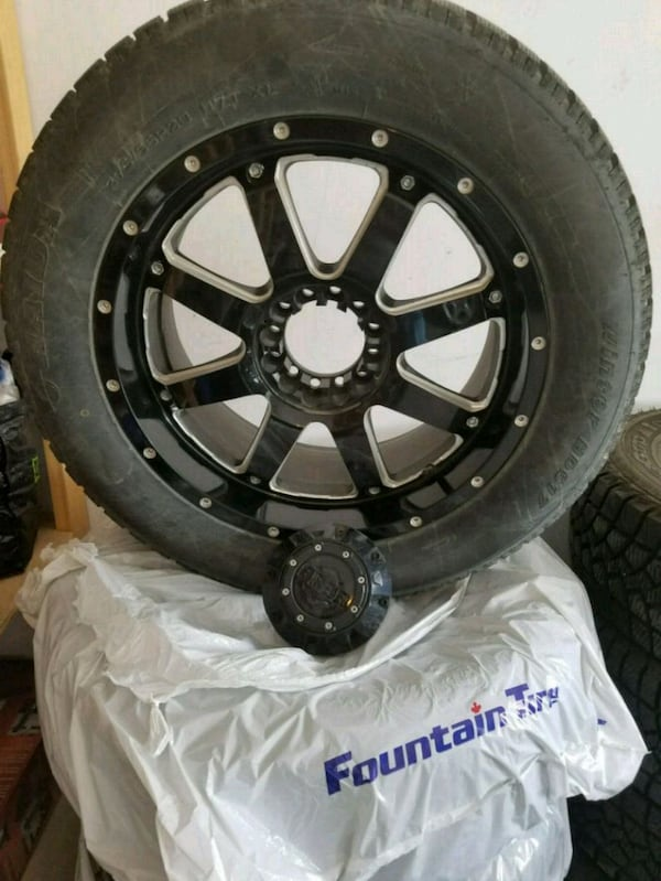 Tires with Rims 0