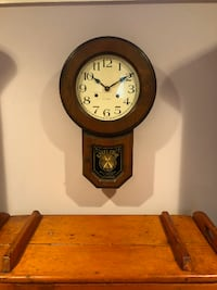 Regulator Clock (reproduction)
