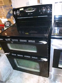 Maytag Black Double Oven Columbus, 43219