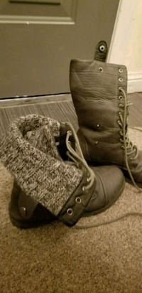 Womens size 8 boots Mississauga, L5V