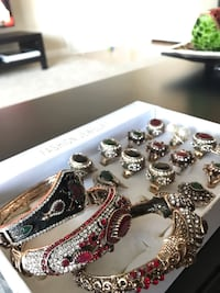 Ladies Fashion Bracelets and Rings Elkridge, 21075