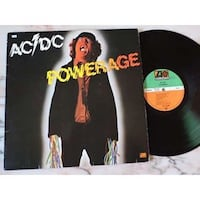 "AC/DC ""Powerage"" (Vinyl) Burlington, L7S 1S2"