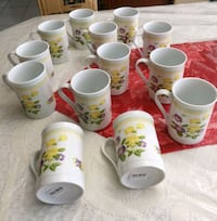 Coffee mugs Caledon