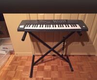 Keyboard and stand  Vaughan, L6A 2H1