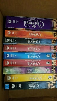 Complete 8 seasons of Charmed Fredericksburg, 22407