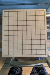 Shogi board and pieces  Vaudreuil-Dorion, J7T