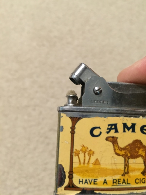 Used Vintage Coronet Camel Cigarette Lighter for sale in Sylvania - letgo