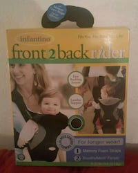 baby carrier  Underwood, 58576