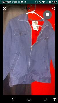 Circa1999 vintage  mens Hurley Jacket Norfolk, 23513