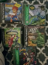 Lot of PS1 games Wappingers Falls, 12590