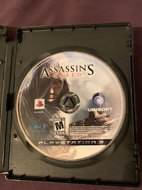 Assassin's Creed PS3 Game Brandon, 39042