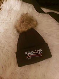 Balenciaga winter hat with tags