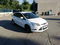 2014 Ford Focus style Istanbul