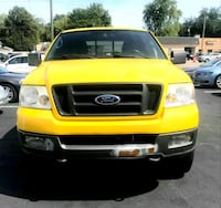 2004 Ford F-150▪︎YELLOW▪︎SUPERCREW▪︎4WD▪︎TOW▪︎ Madison Heights