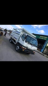 2001Model Turbolu Mitsubishi FE659E Canter  null