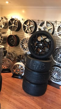 All rims and tires available for any car Vaughan, L4L 3T4