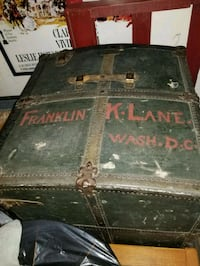 Antique Steamer Trunk Chandler, 85226