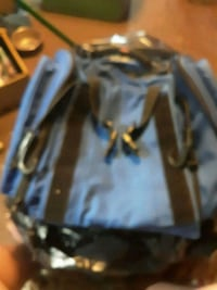 motor cycle back pack Clear Brook, 22624