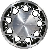 Set of 4 GM Alloy Rims and P225/60R16 tires Toronto