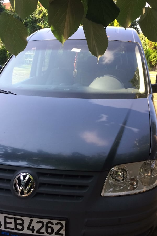 2006 Volkswagen caddy 1