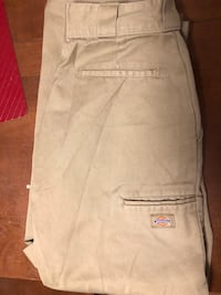 Mens Dickies Beige Pants