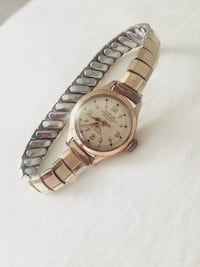 Ladies FairFax 10k Rolled Gold plated NON FUNCTIONAL Stayton, 97383