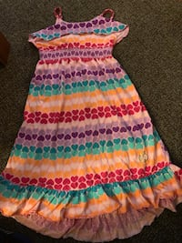 Juicy Couture Heart Sundress