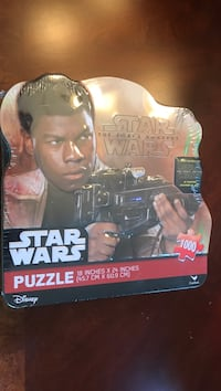 New sealed Star Wars puzzle Canton, 30114