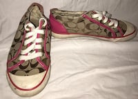 Coach shoes Surrey, V4A 2G5