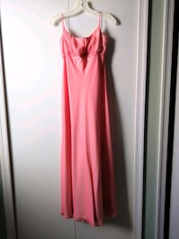 Pink Empire Waist Bridesmaid's Dress, size 2 Ellicott City, 21043
