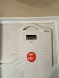Weight Watchers bathroom scale Caledon, L7E 1X7