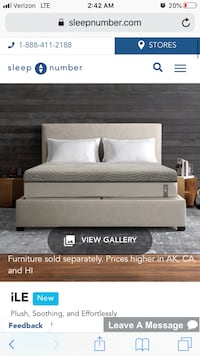 Need to down size bed was just purchased in January. Has 25 year warranty Augusta, 30805