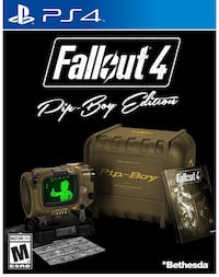 Ps4 fallout 4 pip-boy edition case Las Vegas, 89138