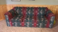 Authentic Navajo couch set, with pull out mattres Abbotsford, V2T 6E2