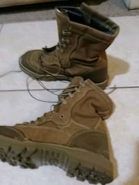 Marine Corps jungle style boots .size 9R