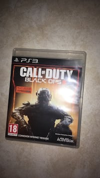 Jeu Call of Duty Black OPS III PS3