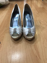 Michael angels wedding shoes