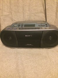 Sony CFD-S01 CD Player Boombox FM AM Radio Cassette Portable Stereo  Fairfax, 22030
