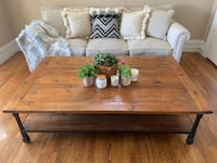 Expensive Dovetail Coffee Table Priced to Sell HAYWARD