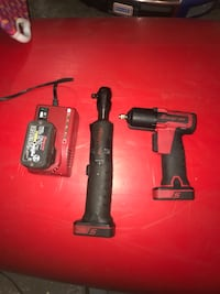 Snap On Impact Gun and Electric Ratchet Catonsville