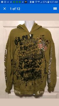 Blac Label hoodie. Zip up. Like new condition. Muskego, 53150