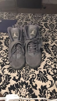 Cool Grey 8's Size 11 Charlotte, 28216