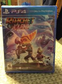 New PS4 Ratchet Clank in package $10 266 mi