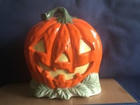 Halloween Decoration Jack O'Lantern napkin holder Alexandria, 22041