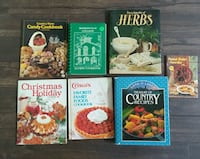 Variety of Cook Books Mechanicville, 12118