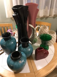 Assorted Vases Milton, L9T