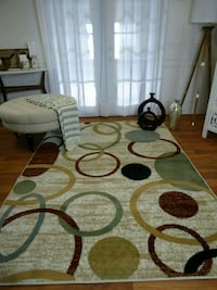 Large 8x11 brand new rug carpet 38 km