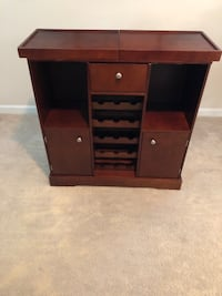 Cherrywood Bar with drawer and cabinets  Upper Marlboro, 20772